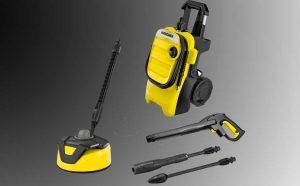 Black & Yellow Karcher Pressure Washer